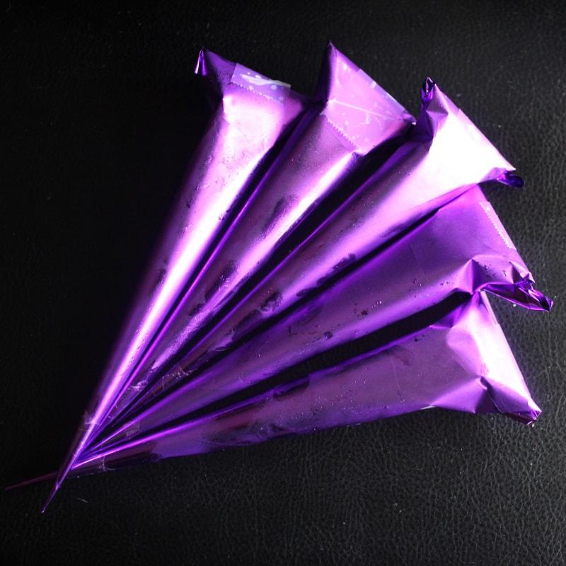 Lavender Henna Cones